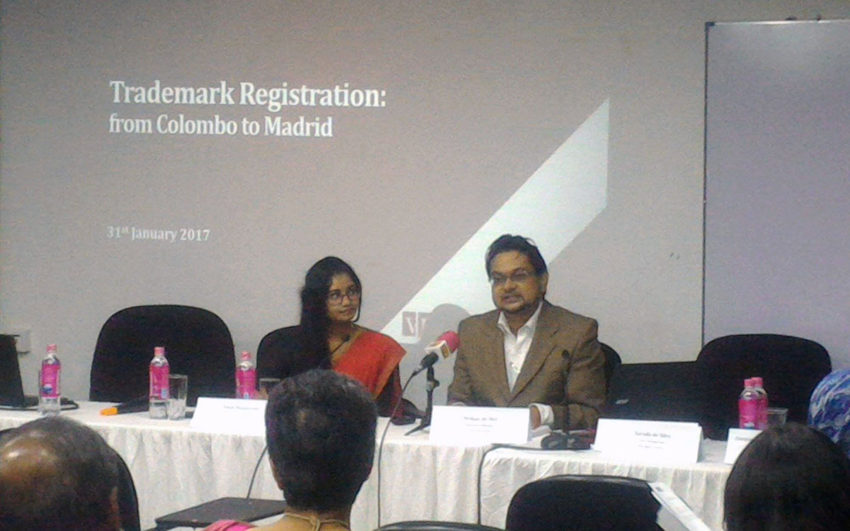 Trademark registration process in sri lanka